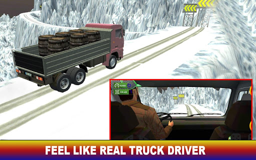 3D Truck Driving Simulator 1.1 screenshots 2