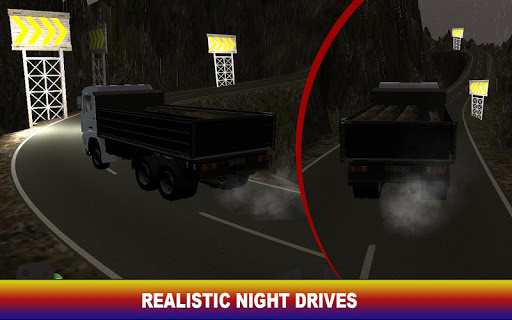 3D Truck Driving Simulator 1.1 screenshots 4