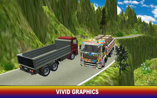 3D Truck Driving Simulator 1.1 screenshots 6