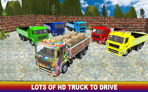 3D Truck Driving Simulator 1.1 screenshots 7