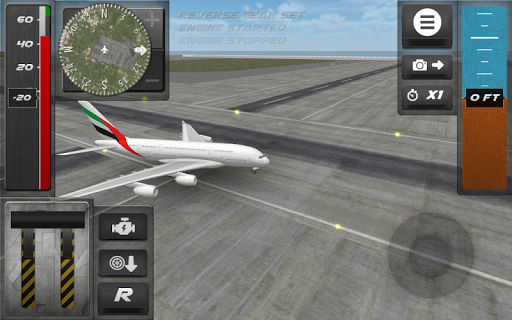 Air Plane Bus Pilot Simulator 1.03 screenshots 16