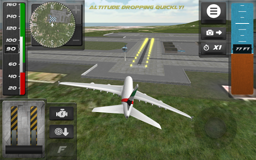 Air Plane Bus Pilot Simulator 1.03 screenshots 4