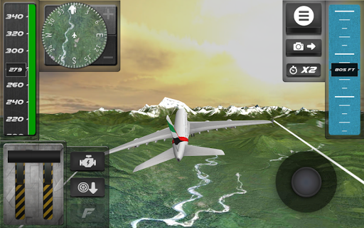 Air Plane Bus Pilot Simulator 1.03 screenshots 5