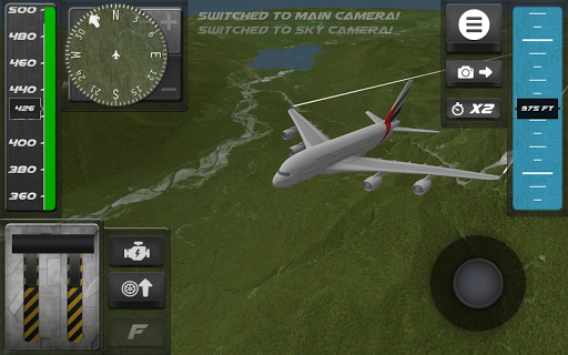 Air Plane Bus Pilot Simulator 1.03 screenshots 6