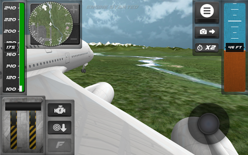 Air Plane Bus Pilot Simulator 1.03 screenshots 7