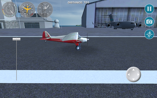 Airplane Fly Bush Pilot 1.0 screenshots 4