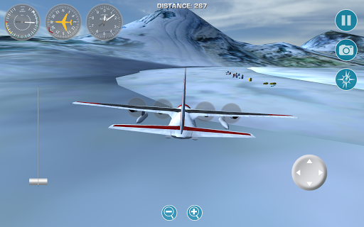 Airplane Fly Bush Pilot 1.0 screenshots 5