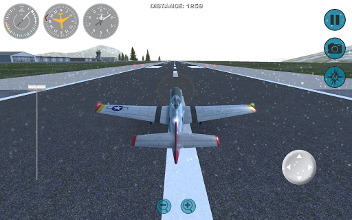 Airplane Fly Bush Pilot 1.0 screenshots 6