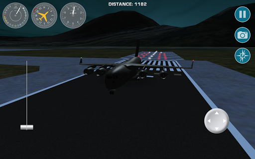 Airplane Fly Bush Pilot 1.0 screenshots 7
