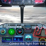 Free Download Airplane Pilot Cabin – Flight Simulator 3D 1.4 APK Unlimited Cash