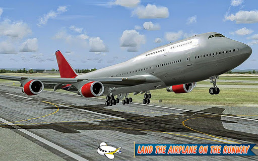 Airplane Simulator 2017 Driver 1.0 screenshots 7