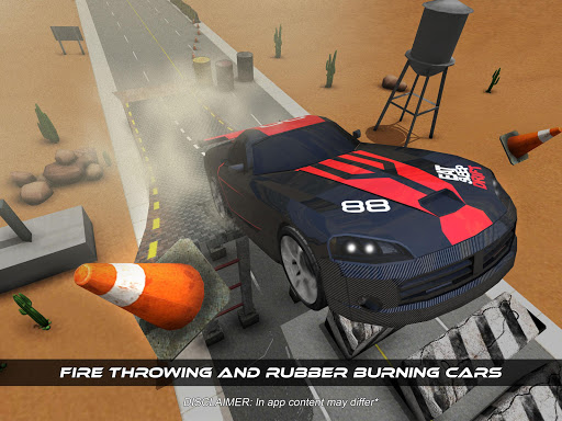 American Muscle Car Game Driving School 2017 1.0 screenshots 11