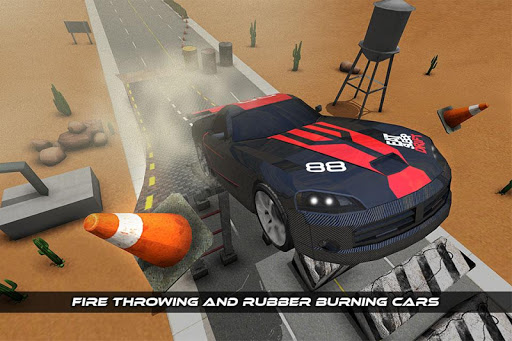 American Muscle Car Game Driving School 2017 1.0 screenshots 3