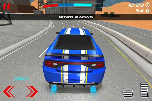 American Muscle Car Game Driving School 2017 1.0 screenshots 6