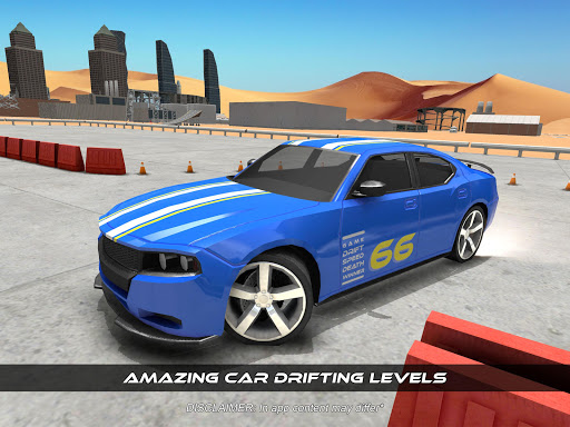 American Muscle Car Game Driving School 2017 1.0 screenshots 9