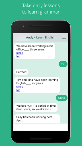 Andy – English Speaking Bot screenshots 2