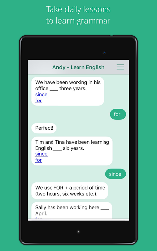 Andy – English Speaking Bot screenshots 8