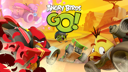 Angry Birds Go 2.7.3 screenshots 11