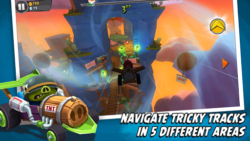 Angry Birds Go 2.7.3 screenshots 3