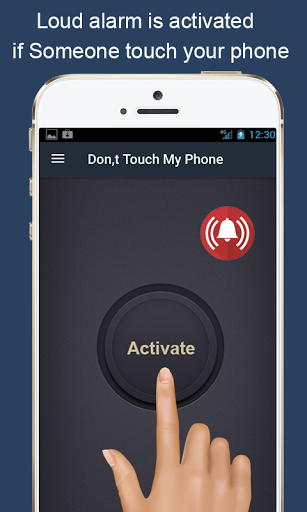 Anti-theft Alarm – Dont Touch my Phone 1.0 screenshots 2