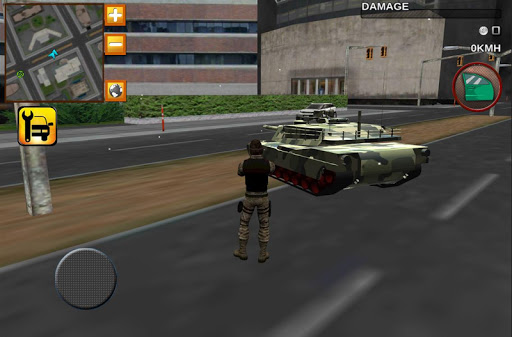 Army Extreme Car Driving 3D screenshots 2