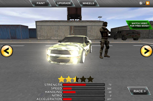 Army Extreme Car Driving 3D screenshots 3
