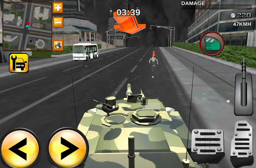 Army Extreme Car Driving 3D screenshots 8