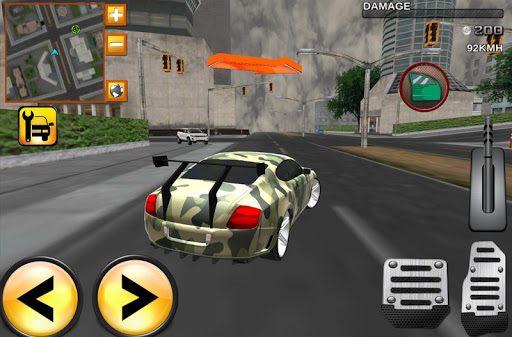 Army Extreme Car Driving 3D screenshots 9