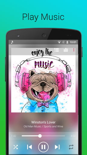 Audio Player screenshots 2