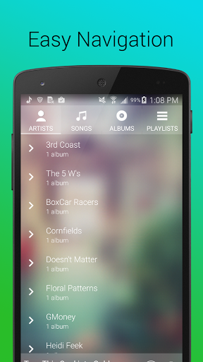 Audio Player screenshots 3