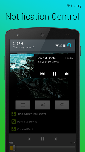 Audio Player screenshots 5