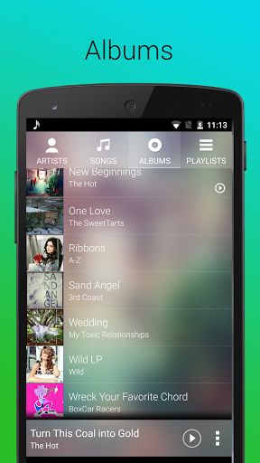 Audio Player screenshots 6