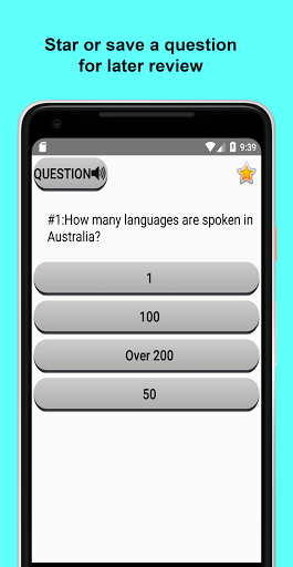 Australian Citizenship Test 2018 1.04 screenshots 3