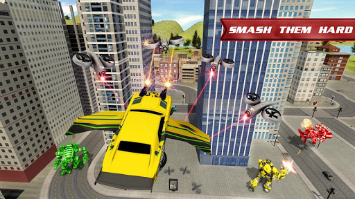 Autobots Robot Car War screenshots 12