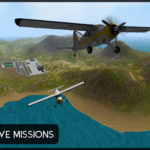 Free Download Avion Flight Simulator ™ 2016 1.17 APK Unbegrenztes Geld