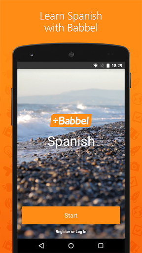Babbel Learn Spanish 20.1.12.90942f9 screenshots 1