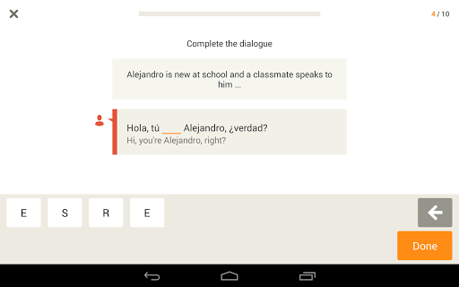 Babbel Learn Spanish 20.1.12.90942f9 screenshots 13