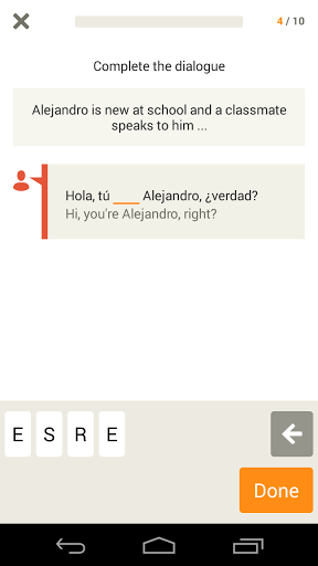 Babbel Learn Spanish 20.1.12.90942f9 screenshots 4
