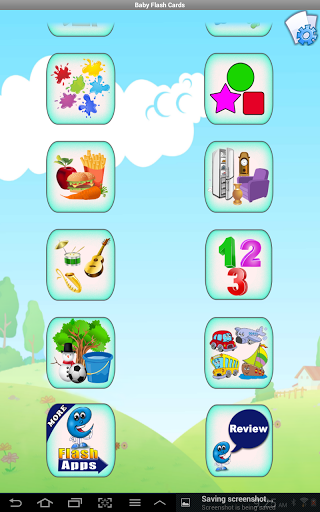 Baby Flashcards for Kids 4.5 screenshots 14