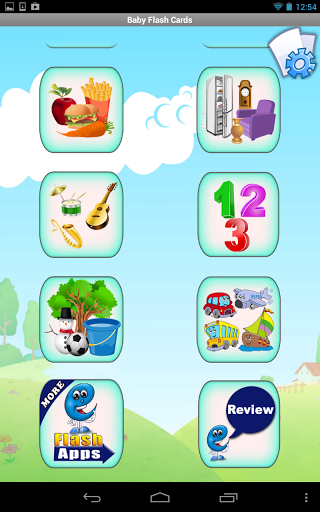 Baby Flashcards for Kids 4.5 screenshots 20