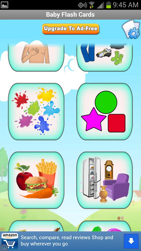 Baby Flashcards for Kids 4.5 screenshots 6