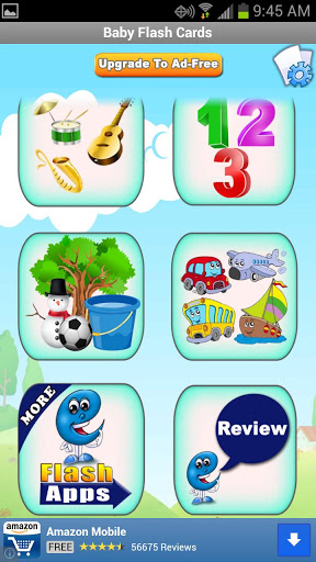 Baby Flashcards for Kids 4.5 screenshots 7