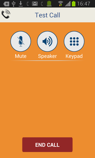 Call India – IntCall 1.2 screenshots 2