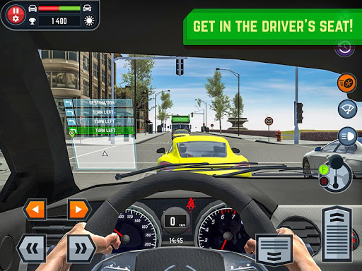 Car Driving School Simulator screenshots 12