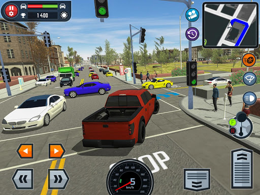 Car Driving School Simulator screenshots 13