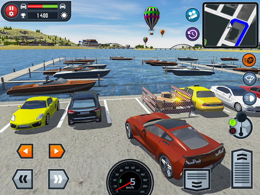 Car Driving School Simulator screenshots 14