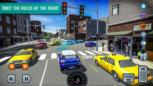Car Driving School Simulator screenshots 15