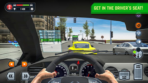 Car Driving School Simulator screenshots 19