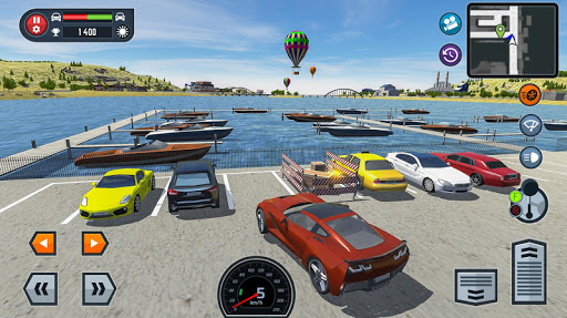 Car Driving School Simulator screenshots 21