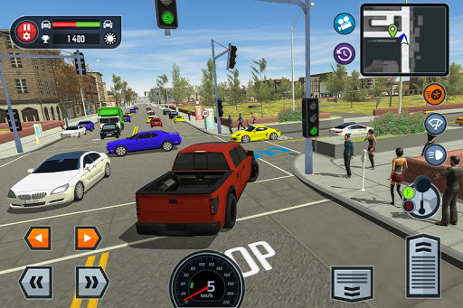 Car Driving School Simulator screenshots 6